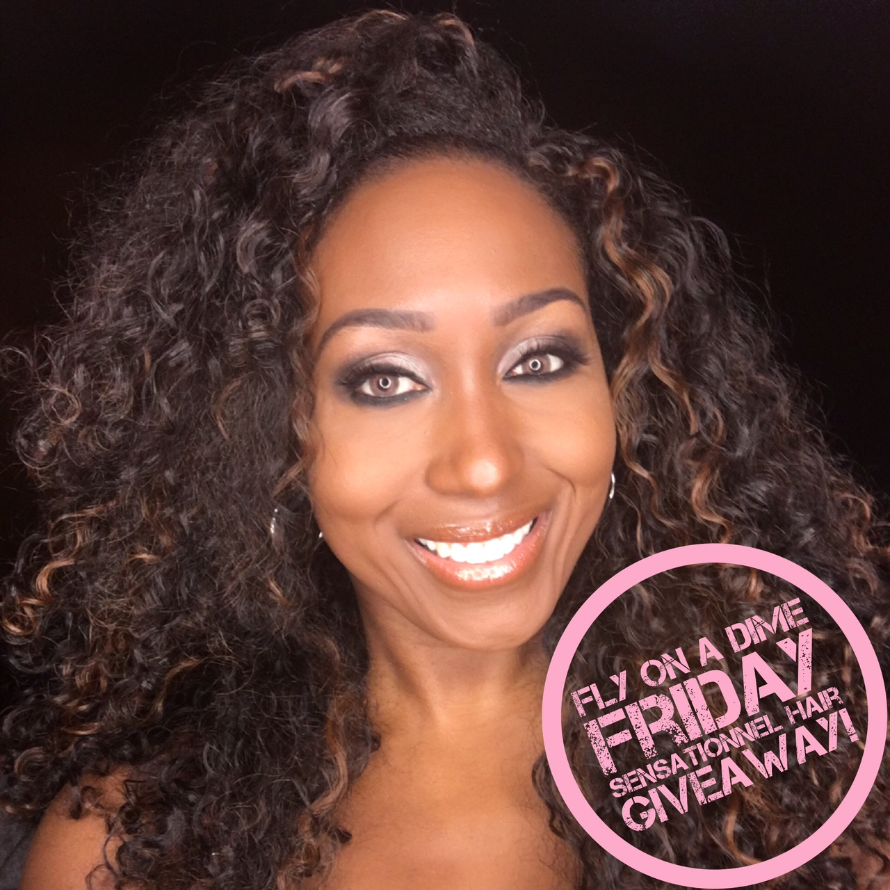 Fly On A Dime Free Hair Sensationnel Hair Giveaway This Friday W